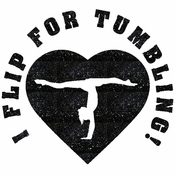 I Flip For Tumbling transfer
