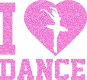 I heart dance transfer