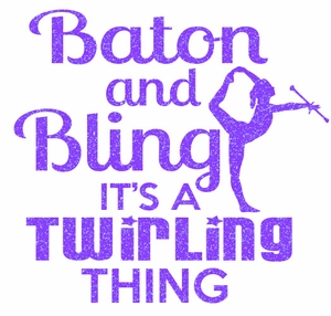 Baton and Bling