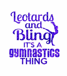 Leotards and Bling Gymnastics