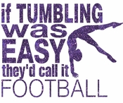 If Tumbling Was Easy transfer