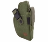 Right Handed Belt Gun Holster - OD Green