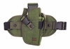 Right Handed Drop Leg Holster - OD Green