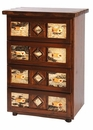 Adirondack Four Drawer Chest