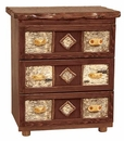 Adirondack Three Drawer Chest