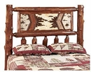 Adirondack Traditional Headboard