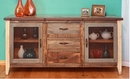 Antique Multicolor Buffet