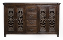 Augustine Tall Credenza