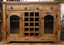 Autumn Comfort Wine Cabinet