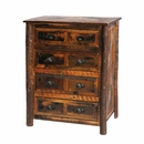 Barnwood 4 Drawer Chest