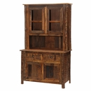 Barnwood Hutch/Buffet