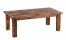 Barnwood Open Coffee Table