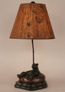 Bear in Innertube Table Lamp