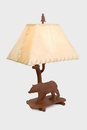 Bear Shasta Table Lamp