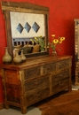 Black Mountain Dresser with Mirror