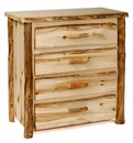 Colorado 4-Drawer Chest