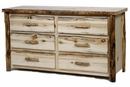 Colorado 6-Drawer Dresser