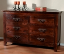 Florence Six Drawer Dresser