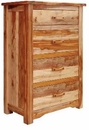 Guamuchil 4-Drawer Chest