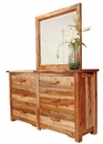 Guamuchil 6 Drawer Dresser