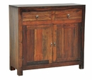 Hampton 2 Drawer 2 Door Sideboard