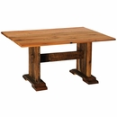 Harvest Barnwood Dining Table
