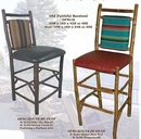 Old Hickory Old Faithful Barstool