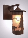 Pasadena Bear Wet Sconce - Wet