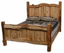 Sawtooth Panel Bed