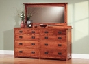 Ten Drawer Dresser