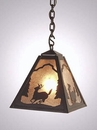 Timber Ridge Deer Pendant - Small