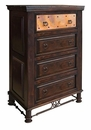 Valencia 4-Drawer Chest