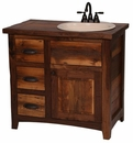 Walnut Lodge 3' Vanity