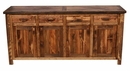 Weathered Pine Buffet