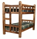 Weathered Pine Bunk Bed