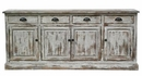 Windsor 4 Drawer 4 Door Sideboard