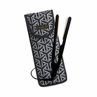 Flat Iron/ Curling Iron Cover, Jet Set Black