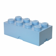 Storage Brick 8, Light Royal Blue