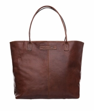 Mayflower Leather Tote Bag - Free Shipping