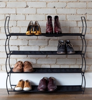 Umbra Imelda Stackable Shoe Rack