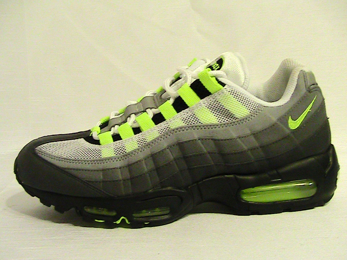 4263421c03 ... white neon yellow black anthracite d37e3 f9fea cheap nike air max 95 og  mens running shoes b3de9 70c35 ...