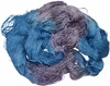 100g Mulberry QUEEN SILK 780 yrd Lace Weight (Fine) Luxury Yarn Forget Me Not