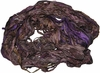Sari SILK 100g Ribbon Art Yarn Cranberry Whip