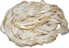 100g Sari SILK Ribbon Yarn Cream