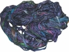 Sari SILK 100g Ribbon Art Yarn Deep Royal Purple