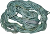 100g Sari SILK Ribbon Yarn Lark Green