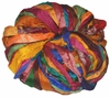 Sari SILK 100g Ribbon Yarn Multi Desert