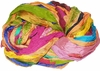 Sari SILK 100g Ribbon Yarn Multi Fruit