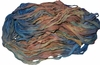 Sari SILK 100g Ribbon Art Yarn Offshore Mist Blue