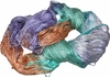 Mulberry QUEEN SILK 100g 300 yrd Worsted Luxury Art Yarn Party Time